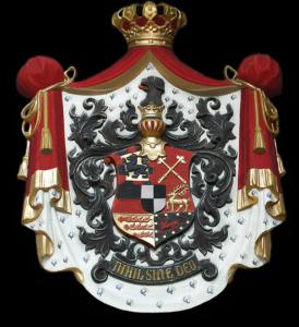 Familienwappen_Fürst_von_Hohenzollern_30.06.2018